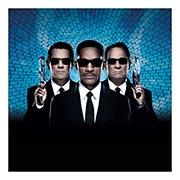 Хардпостер (на твёрдой основе) Men In Black